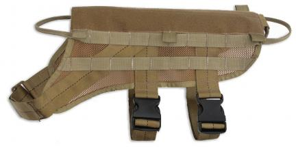 M.O.L.L.E. Dog Vest shorter cut