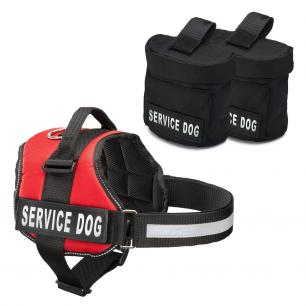 Service Dog Backpacks