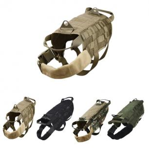 Tactical Dog Vests Backpacks